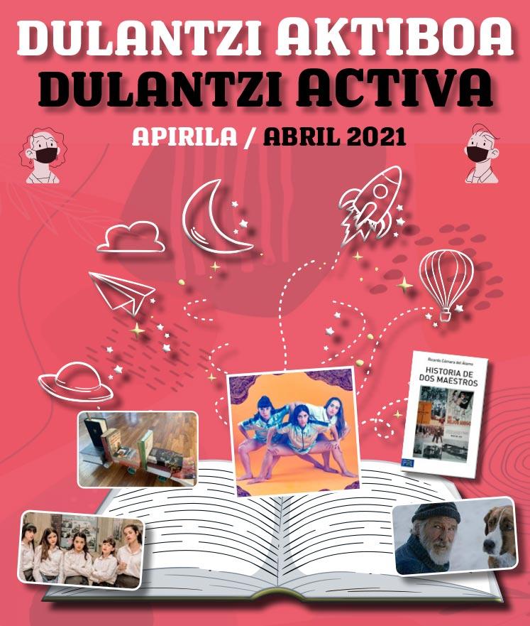Agenda Cultural de Alegría-Dulantzi